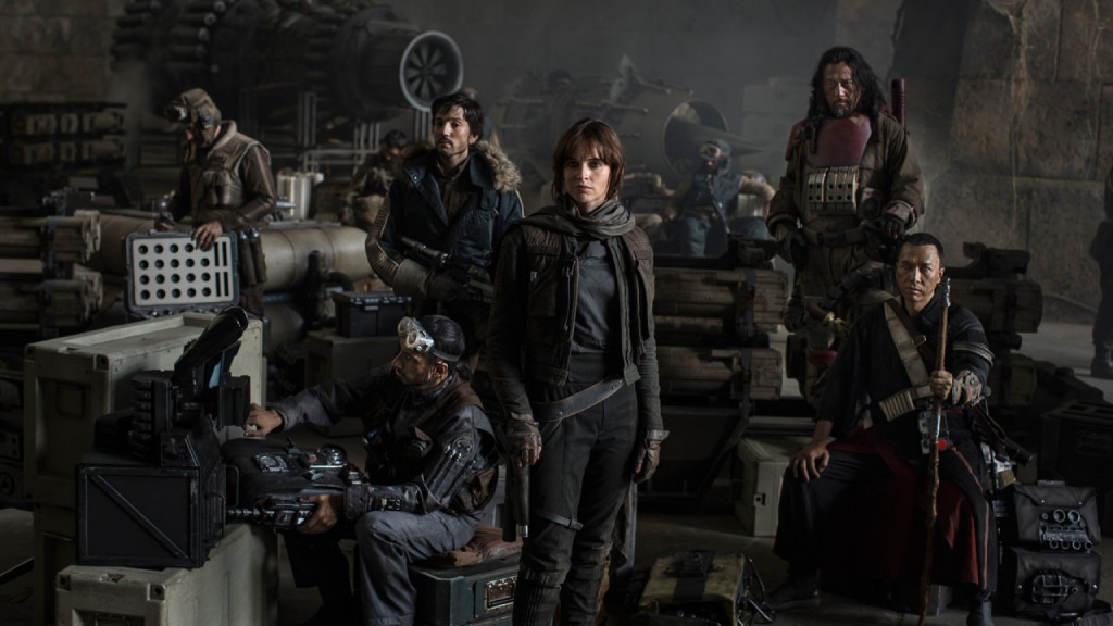 Rogue One - cast