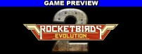 Rocketbirds 2: Evolution is challenging, bleak, ironic and witty; a strange combination that somehow offers something that's a bit of everything but still its own thing.