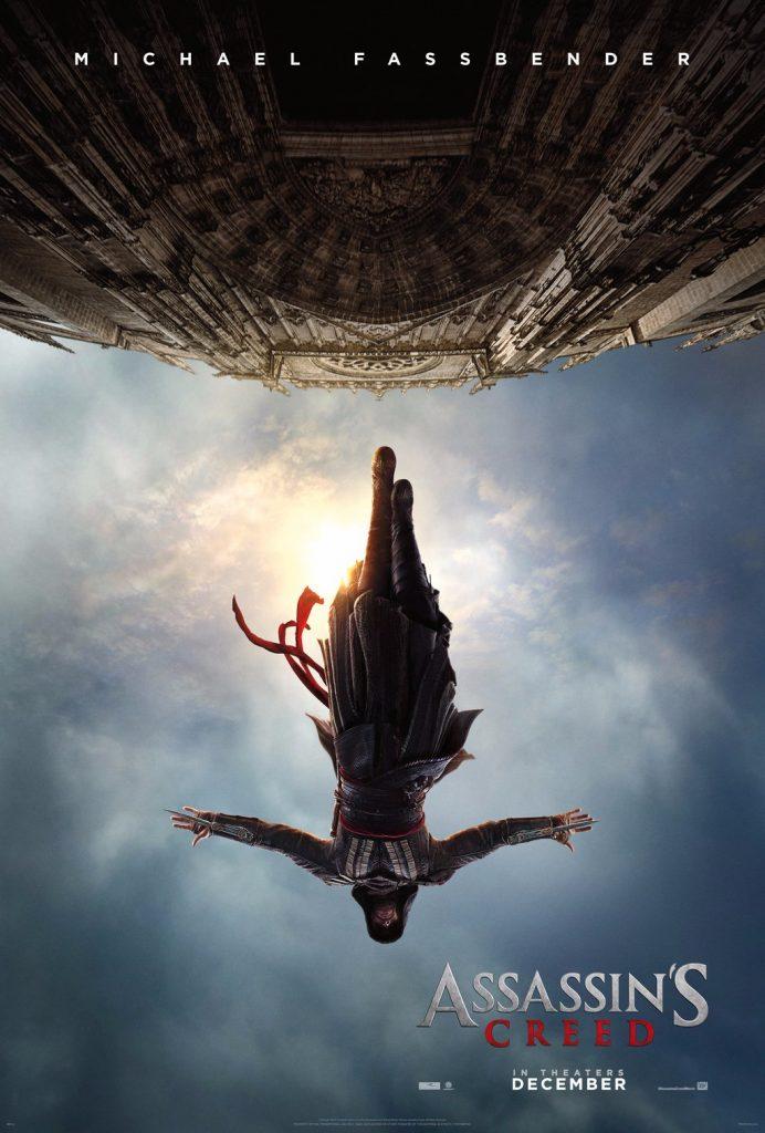 Assassins Creed - movie teaser poster
