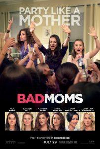 Bad Moms - movie poster