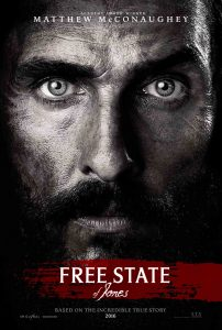 Free State of Jones - movie poster