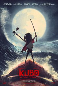 Kubo and the Two Strings - movie poster