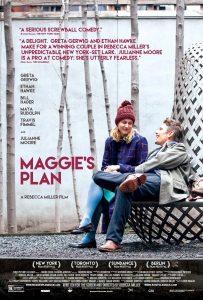 Maggies Plan - movie poster
