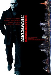 Mechanic Resurrection - movie poster