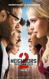 Neighbors 2 Sorority Rising - movie poster