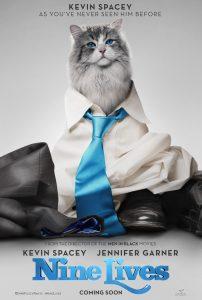 Nine Lives - movie poster