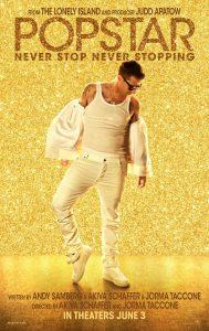 Popstar - movie poster