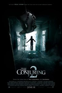 The Conjuring 2 - movie poster
