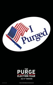 The Purge Election Year - movie poster