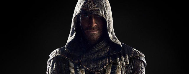20th Century Fox has debuted the first trailer for the Assassin's Creed movie, starring Michael Fassbender.