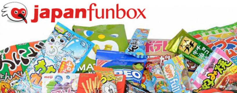 Japan Funbox – April 2016 unboxing and review