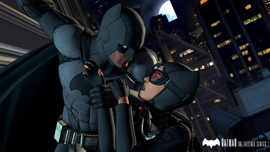 Batman The Telltale Series -Bruce Selina