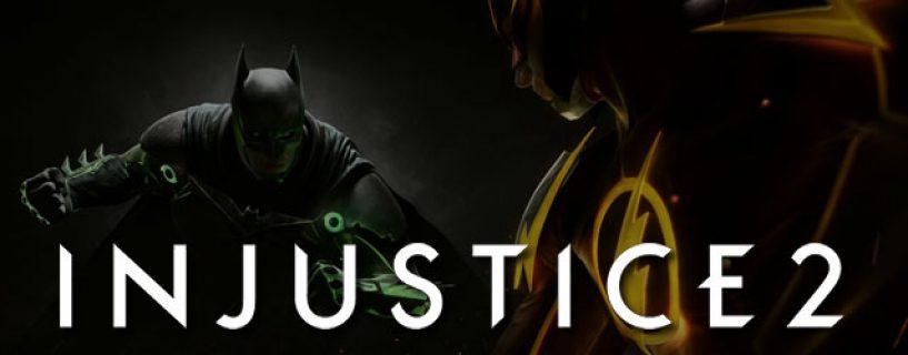 Injustice 2 – announcement trailer