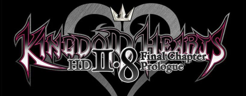 Kingdom Hearts HD 2.8 Final Chapter Prologue – E3 2016 trailer