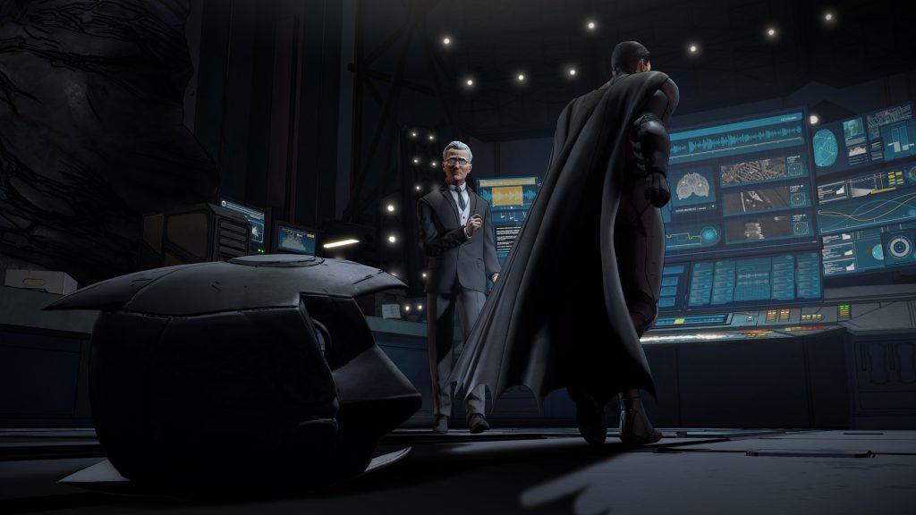 Batman The Telltale Series - Cowl