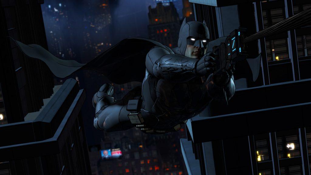 Batman The Telltale Series - Grappling Gun