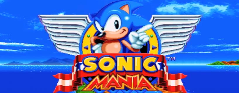 Sonic Mania – game trailer