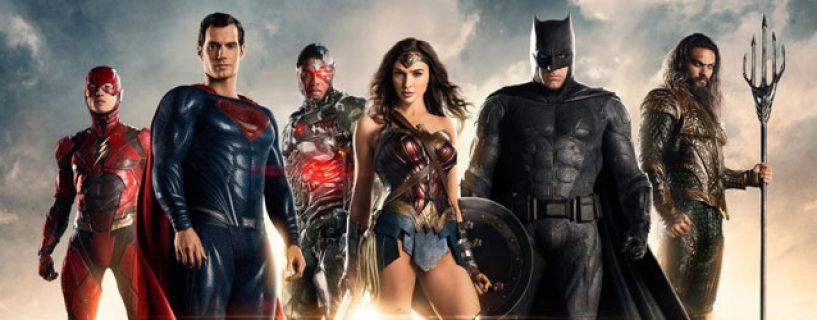 Justice League – Heroes trailer