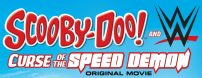 Watch our interviews with WWE wrestlers Sheamus and Paige, Matthew Lillard, Grey Griffin, Brandon Vietti, and Tim Divar about Scooby-Doo and WWE: Curse of the Speed Demon from San Diego Comic Con 2016.