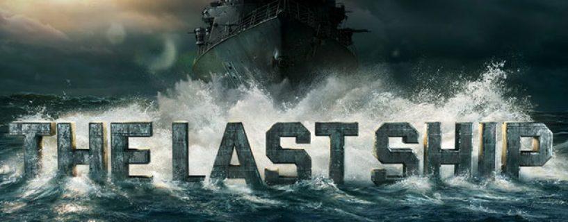 SDCC 2016 – The Last Ship interviews