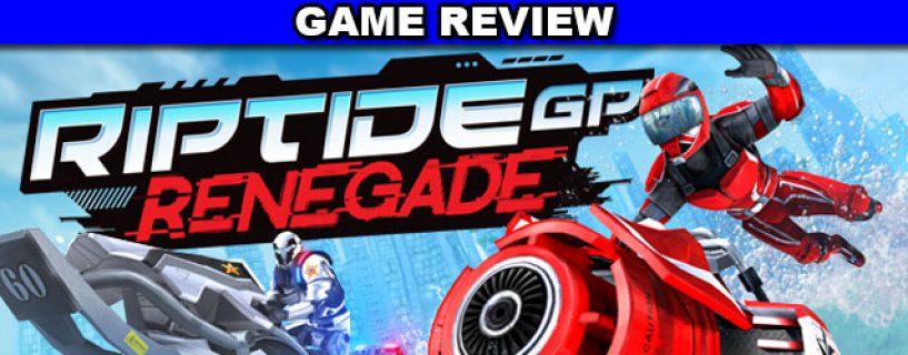 Riptide GP: Renegade – game review