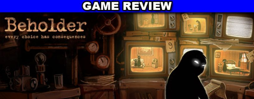 Beholder – game review