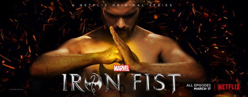 Marvel's Iron Fist – trailer