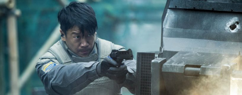 Chin Han interview: Ghost in the Shell's Togusa