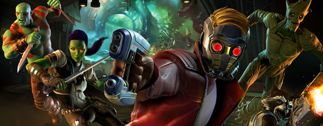 Telltale has revealed the first trailer for Marvel's Guardians of the Galaxy: The Telltale Series, which is set to premiere the first of five episodes on April 18th.
