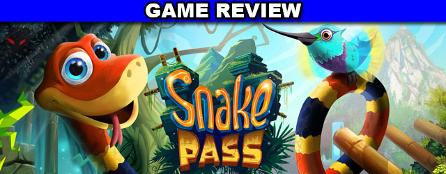Snake Pass is an exciting new collect-a-thon, puzzle-platforming game, which aside from a few graphical issues, features stunning visuals and music combined with unique gameplay.