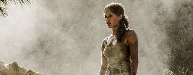 The first trailer for Warner Bros. Pictures' Tomb Raider has arrived, featuring Alicia Vikander as Lara Croft.