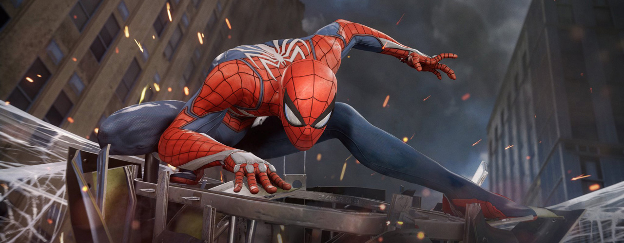 At Paris Games Week, Sony and Insomniac Games released a new teaser trailer for Marvel's Spider-Man, coming exclusively to PlayStation 4.