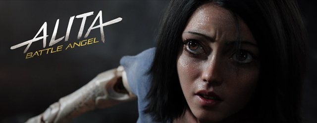 20th Century Fox has released the first trailer for James Cameron and Robert Rodriguez's Alita: Battle Angel.