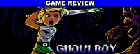 In its current state, Ghoulboy unfortunately suffers from compounding frustrations. Starting with a typo on the very first screen of the opening cut-scene, the game is plagued with a multitude of minor issues and a handful of questionable design choices.