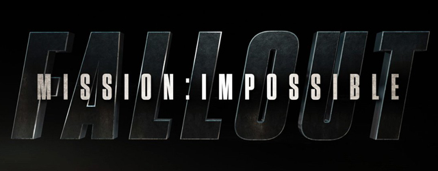 Paramount Pictures has released the first trailer for the upcoming Mission: Impossible - Fallout, featuring star Tom Cruise back once again as the legendary Ethan Hunt.