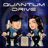 Quantum Drive - album art - 1000